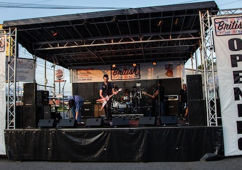 Nashville British Audio