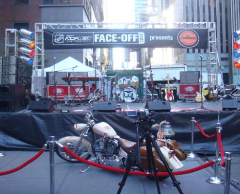 Reebok New york Face-off 2008