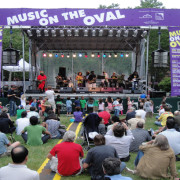 Music on the Oval