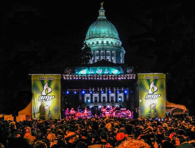 Washington DC Amp Mobile Stage